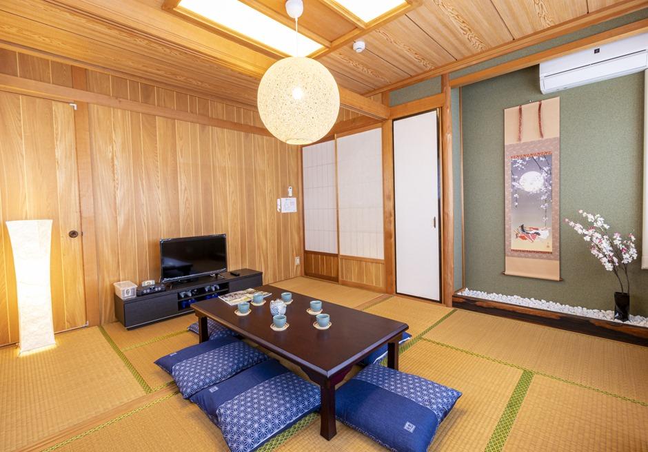 コアハウス石垣島/3階 畳リビングルーム