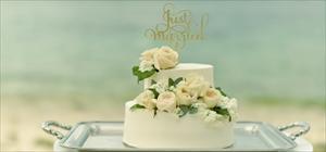 ウェディングケーキ<br><br>10名様用一段、20名様用二段、カスタムメイド<br>※ケーキ・トッパー別途<br>