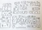 石垣島 ハーブ園 パナ ガーデンマップ