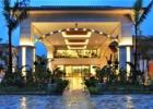 石垣リゾートホテル 玄関 エントランス