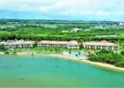 石垣リゾートホテル 全景 上空写真