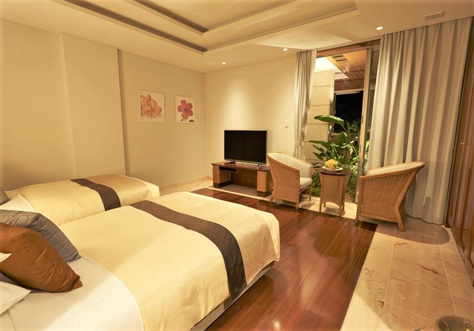 石垣リゾートホテル ガーデンビュールーム(一例)