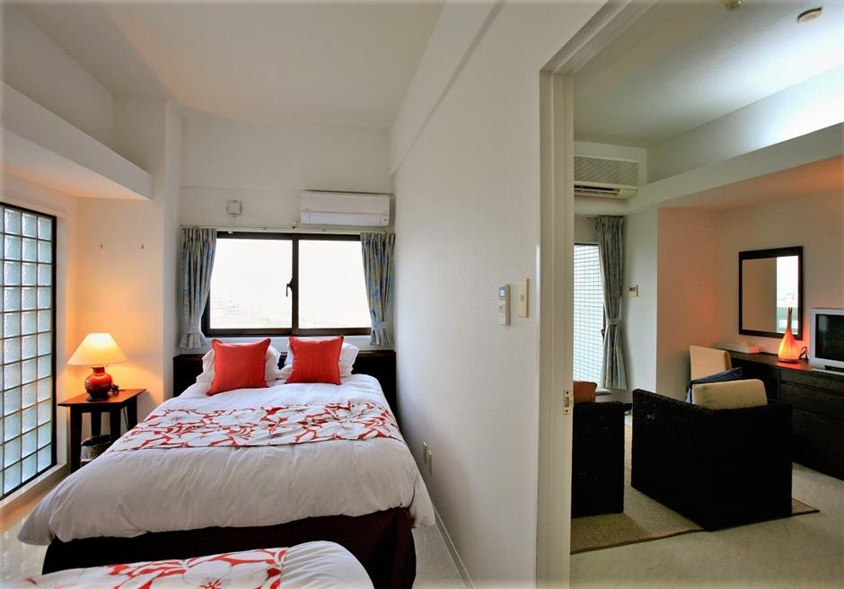 ホテルロイヤルマリンパレス石垣島/51㎡の広さがあるスタンダードツイン(一例)