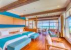 石垣シーサイドホテル スイートルーム ジャグジー 客室