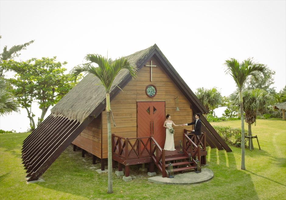 聖カビラ教会 フォトウェディング