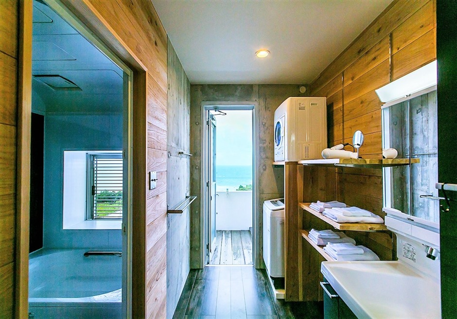 NICE!/バスルーム&洗濯スペース