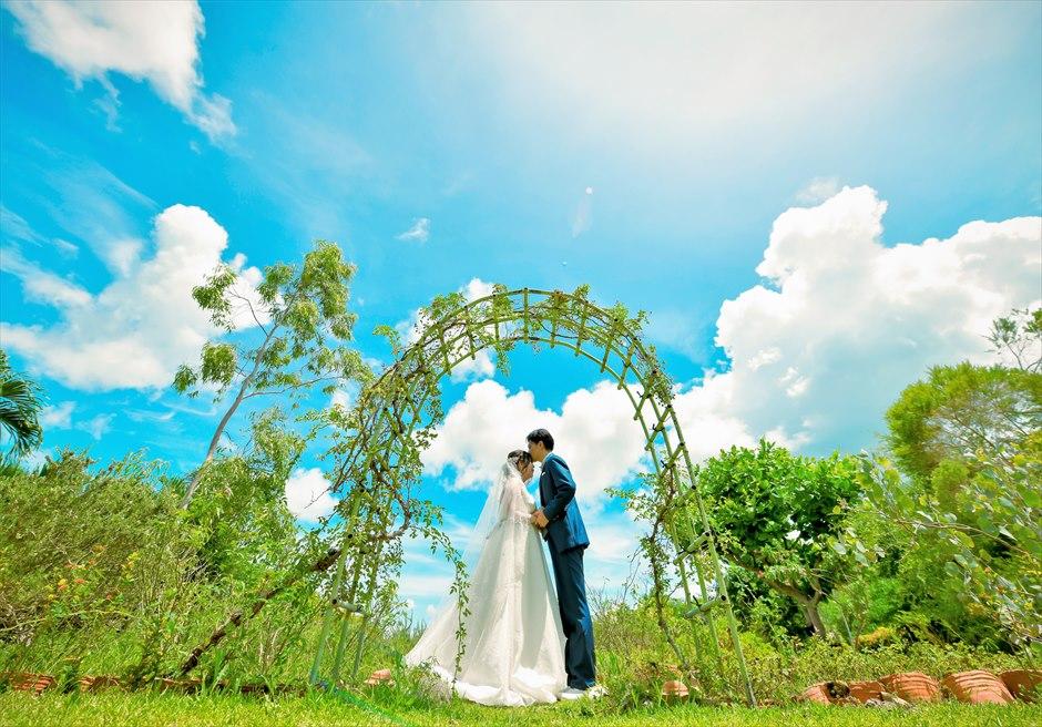 Herb Garden<br>Wedding Photo Tour