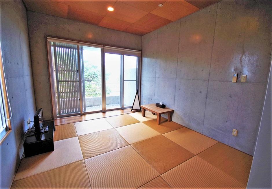 リゾート・イン・ヴィラ・ヤマバレ/最大3名まで宿泊可能な和室
