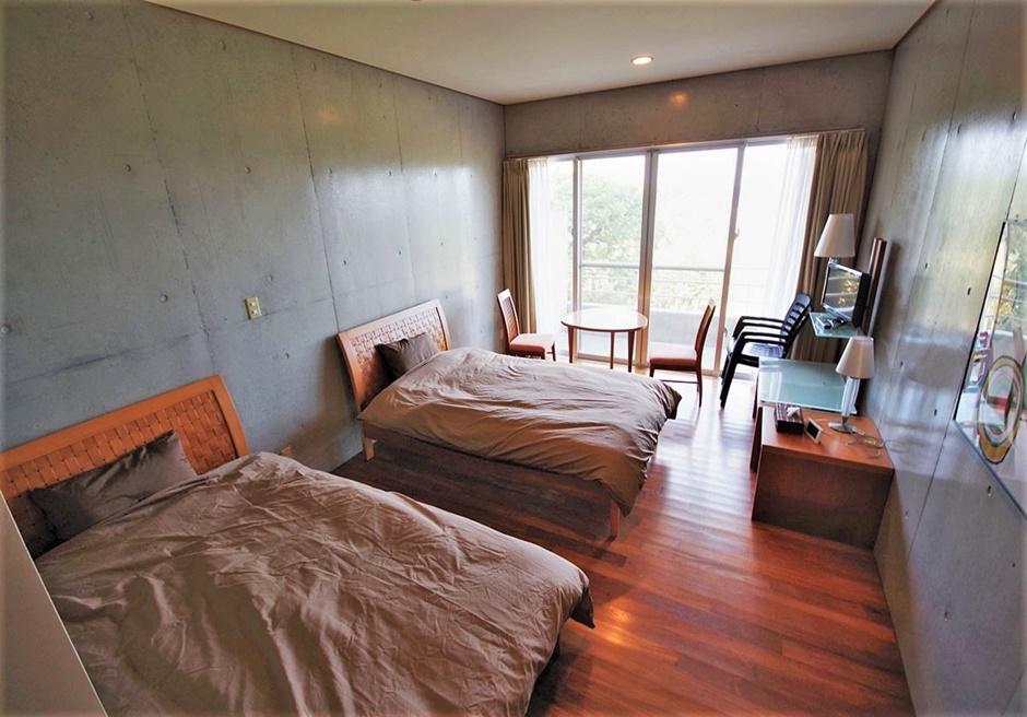 リゾート・イン・ヴィラ・ヤマバレ/ツインルーム(一例)