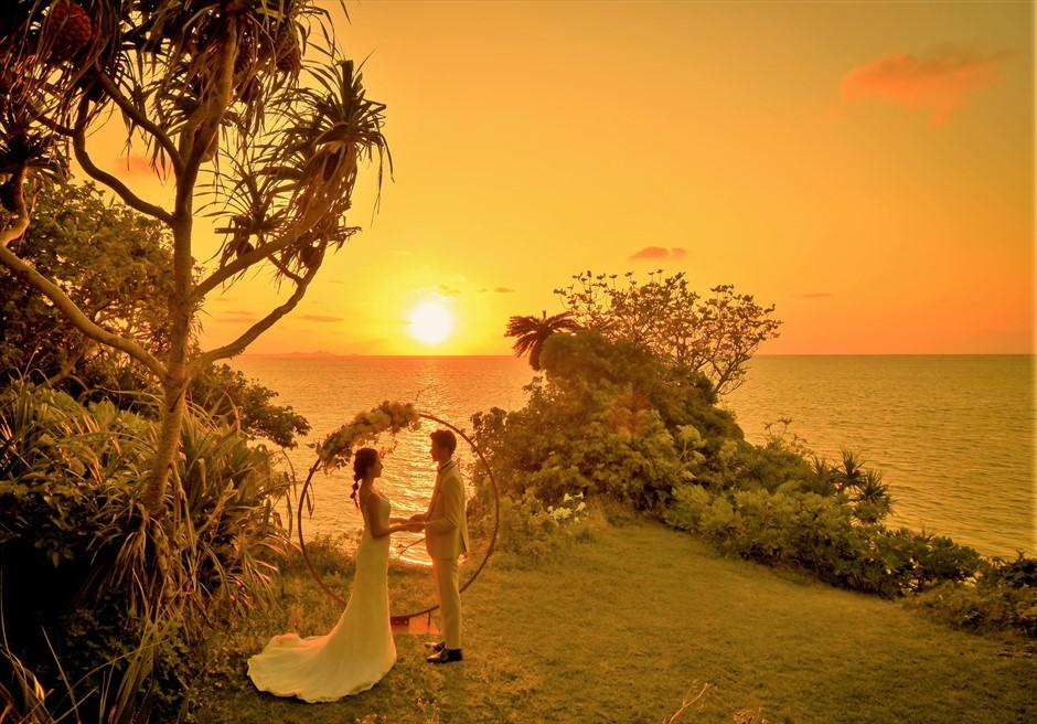Sunset Cove Ishigaki<br>Ceremony Photo Wedding