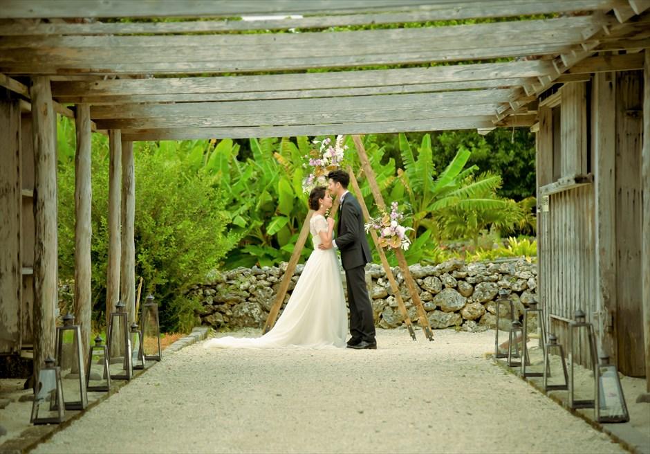 Taketomi Kominka<br>Ceremony Photo Wedding