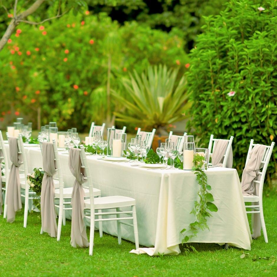 ハーブ・ガーデン・パナ・ガーデン・ウェディングパーティー&披露宴