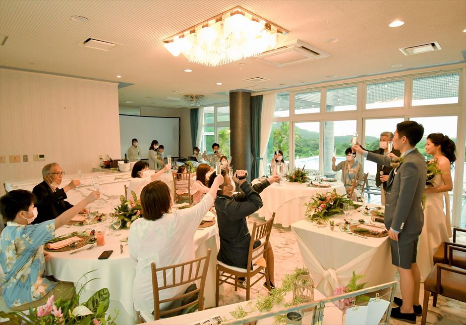 ホテル海邦川平ダイニング石垣島 披露宴・ウェディング・パーティー