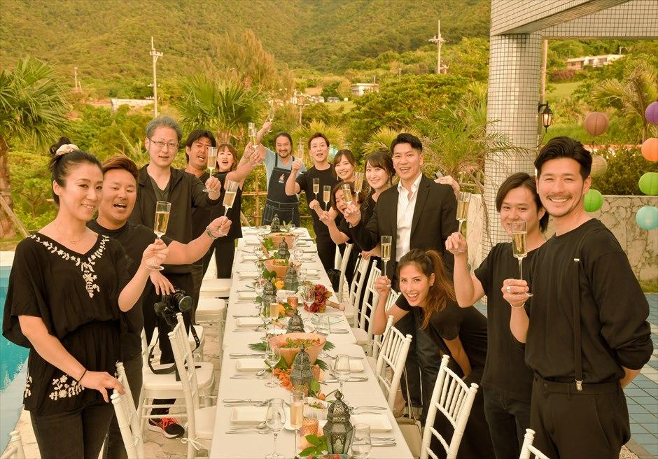 ホテル海邦川平ウェディング・パーティー