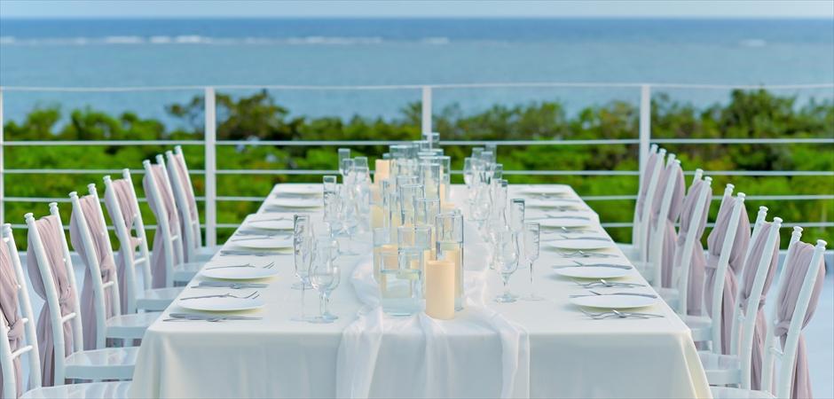 自由でプライベートなウェディングパーティー|石垣島・八重山諸島ウェディング・パーティー&披露宴