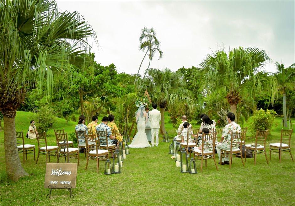 石垣リゾートホテル トロピカル・ガーデン挙式