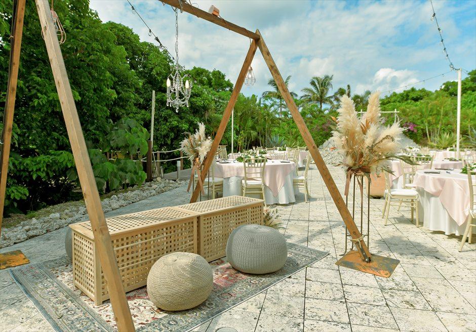 披露宴チャイルド・スペース カノン石垣島ウェディング・結婚式 装飾・デコレーション