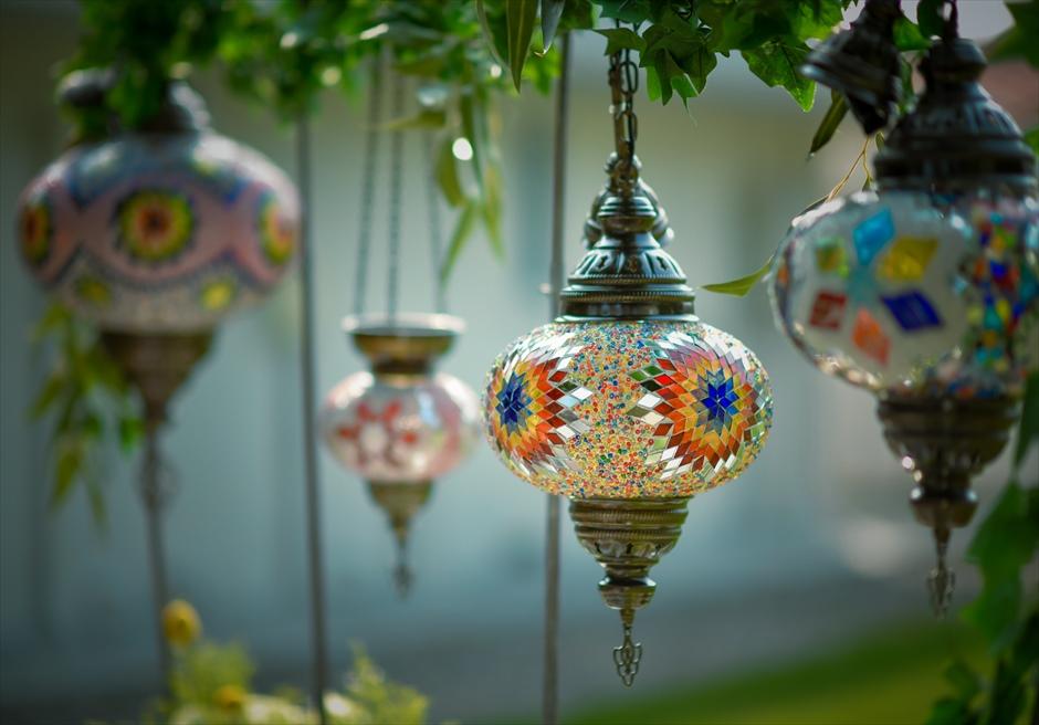 ランタン挙式 カノン石垣島ウェディング・結婚式 装飾・デコレーション