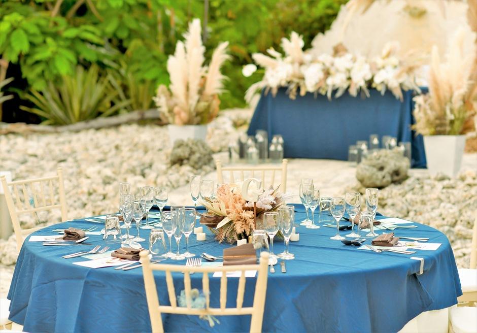 パーティー&披露宴 カノン石垣島ウェディング・結婚式 装飾・デコレーション