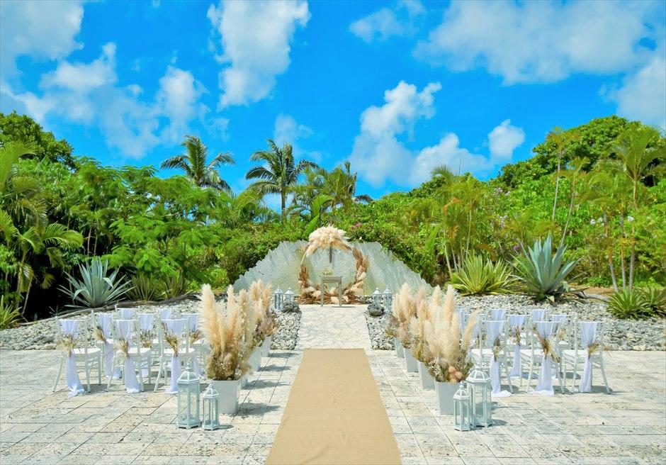 挙式会場 カノン石垣島ウェディング・結婚式 装飾・デコレーション