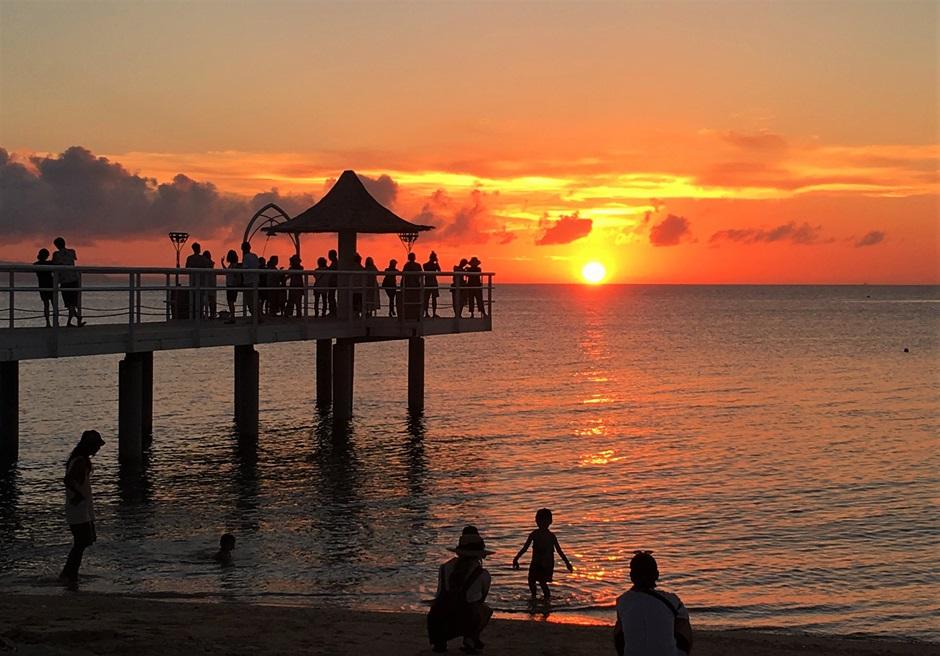 ペンション・ココ/徒歩3分でフサキビーチへアクセス可能