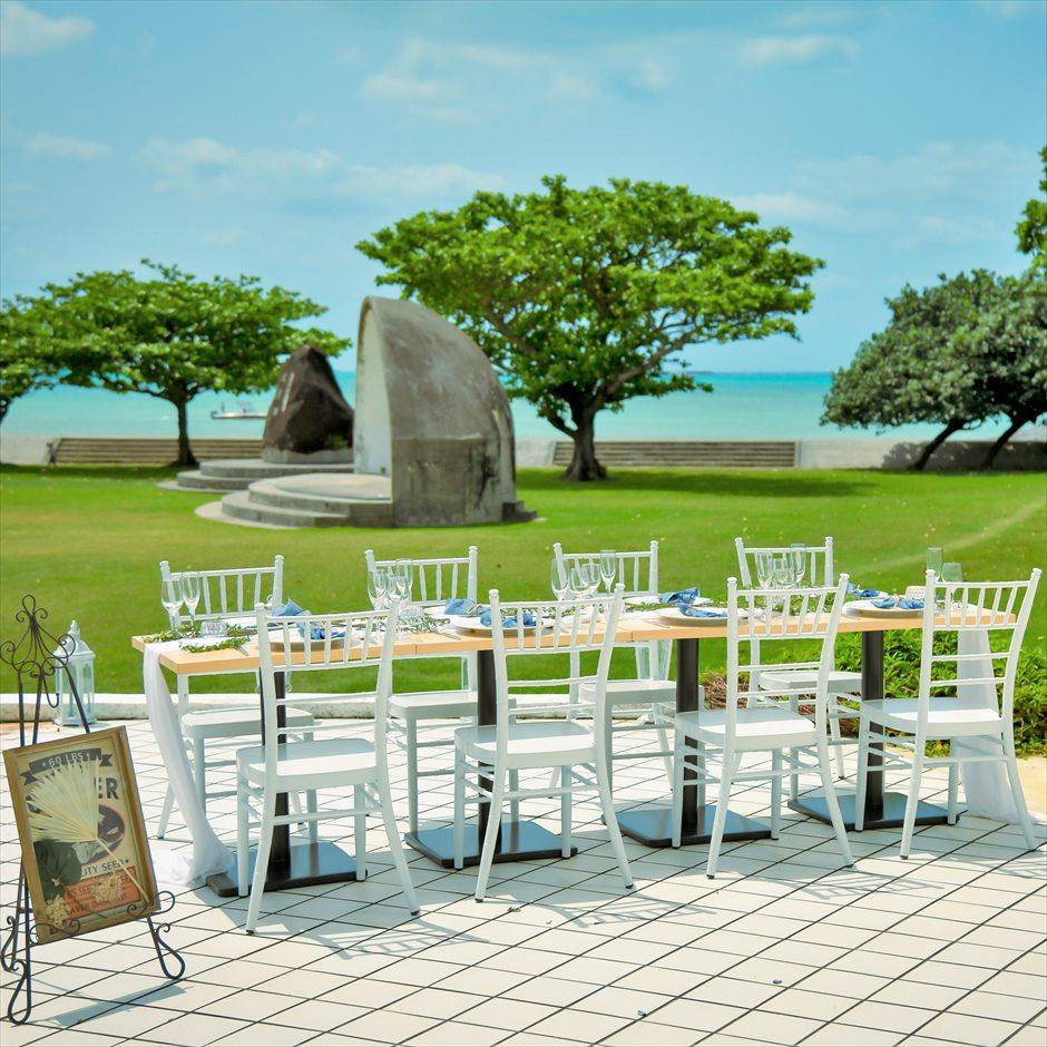 ホテル・ロイヤル・マリン・パレス石垣島ガーデン・テラス・ウェディングパーティー&披露宴