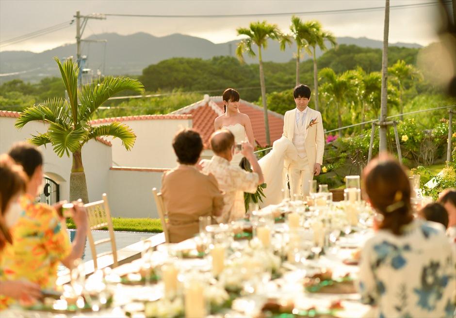ザ・ミヤラ・ガーデン石垣島 ヴィラ・パーティー 披露宴