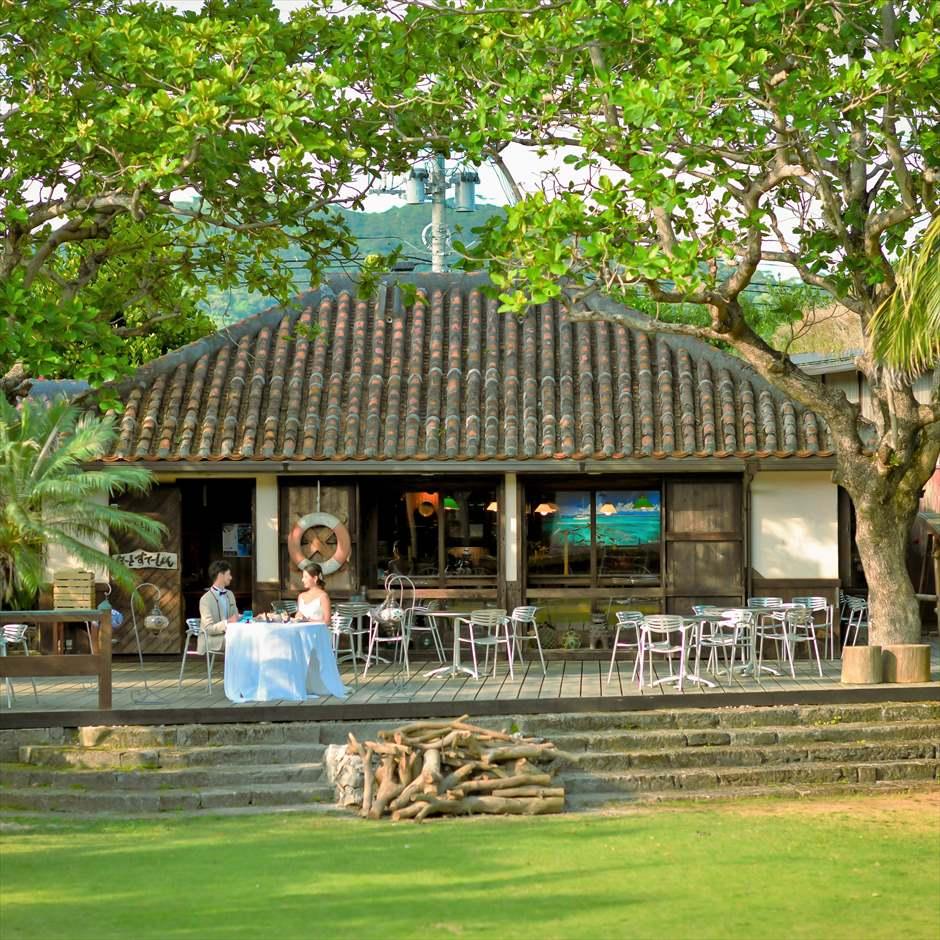 舟蔵の里・琉球古民家レストラン・ウェディングパーティー&披露宴