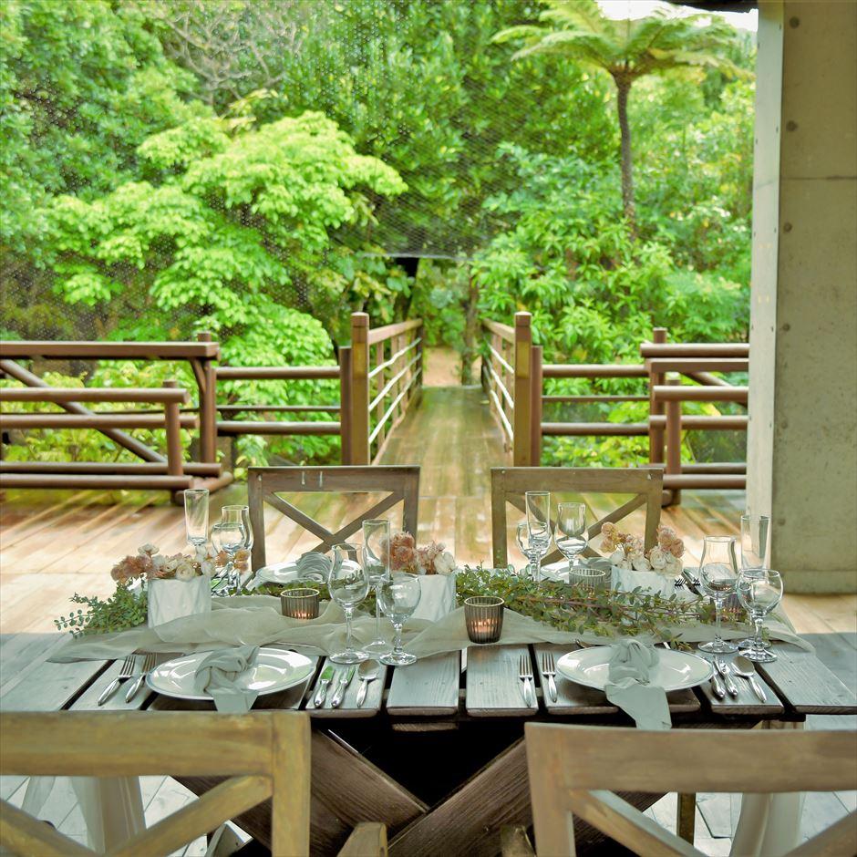 西表島・ジャングル・ホテル・パイヌマヤ・ウェディングパーティー&披露宴