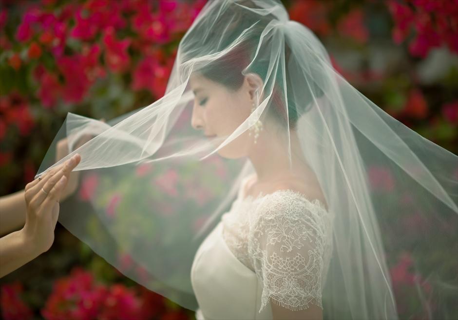 波照間島ウェディング・ヘアメイク 挙式・結婚式